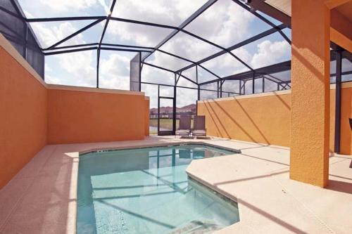 Paradise Palms Four Bedroom House 4091 - Kissimmee, FL 34747