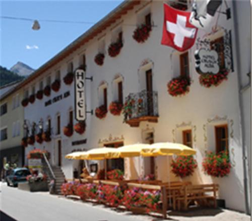Hotel Crusch Alba - Sta Maria Val Müstair