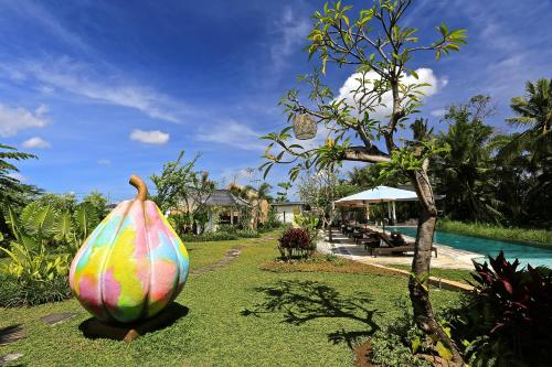 Pumpkin Village Ubud