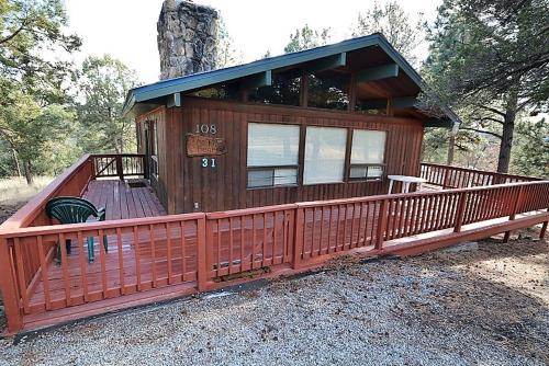 3 Bears Cabin - Two Bedroom
