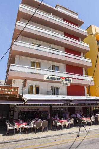 Amaryllis Hotel in Rhodos
