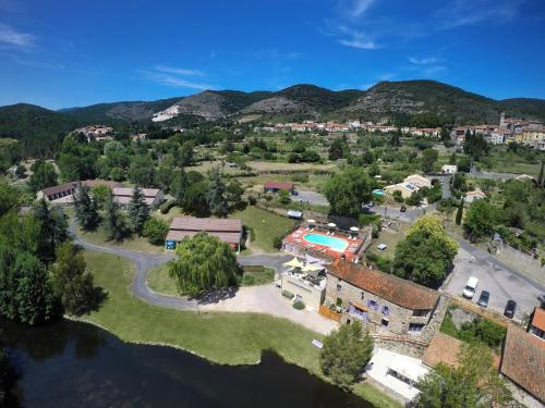 Accommodation in Sournia