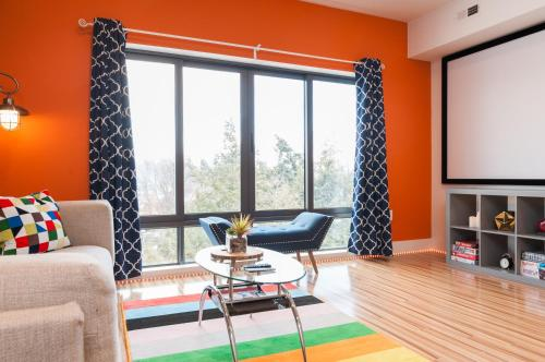 NEW AMAZING 2BR PENTHOUSE- 10 MINS to TIMES SQ - Weehawken, NJ 07086