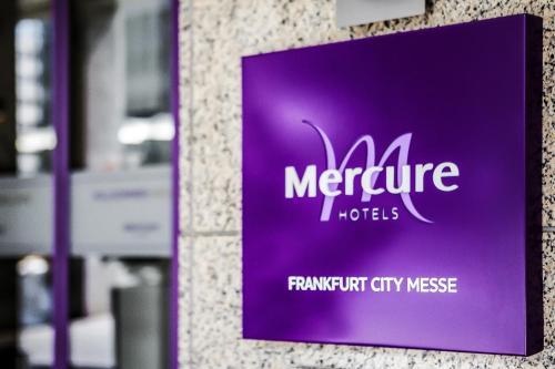 Mercure Frankfurt City Messe photo 43