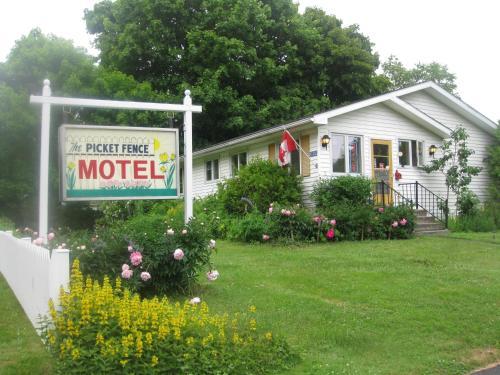 . Picket Fence Motel