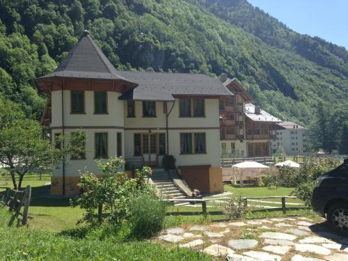 L'aria di Casa - Accommodation - Alagna Valsesia