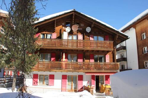 Chalet Dossen Zermatt Zermatt