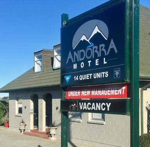 Andorra Motel - Hotel - Geraldine