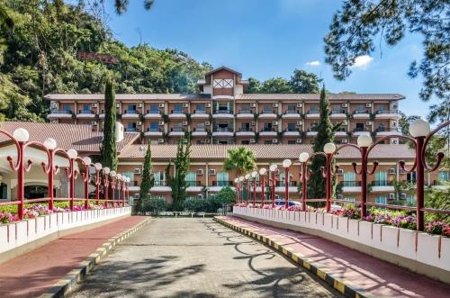 . Hotel Recanto das Hortênsias