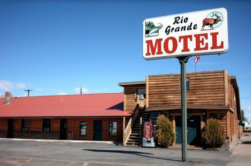 Rio Grande Motel - Monte Vista, CO 81144