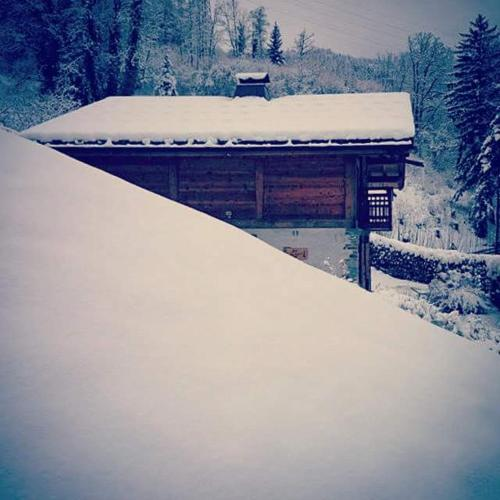 Chalet in Mont-Blanc Region Saint Gervais Les Bains