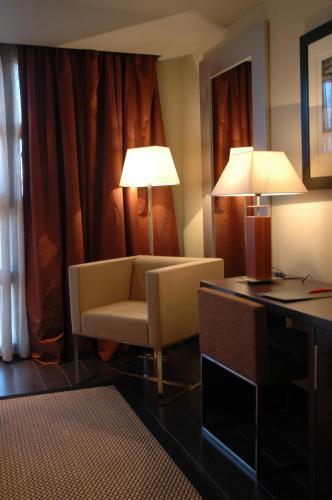 Doppel- oder Zweibettzimmer Hotel La Trufa Negra 23