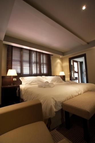 Doppel- oder Zweibettzimmer Hotel La Trufa Negra 22