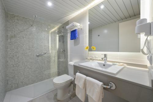 Hotel Cenit & Apts. Sol y Viento zdjęcia pokoju