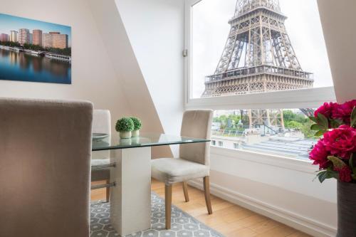 Résidence Charles Floquet - Hôtel - Paris