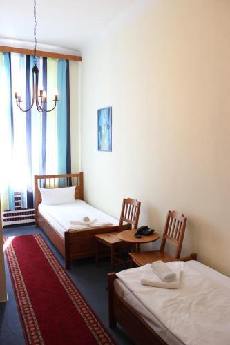 Hotel-Pension Rheingold am Kurfürstendamm photo 44
