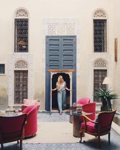 Derb El Hamia 16b, Fes 30206, Morocco.
