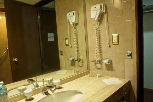 Hotel Real Plaza foto della camera