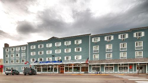 Best Western Gold Rush Inn - Whitehorse, YT Y1A 2B6