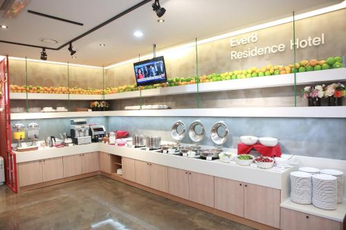 Ever8 Serviced Residence - Accommodation - Seoul