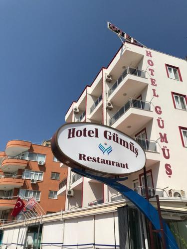 Ayaştürkmenli Gumus Hotel odalar