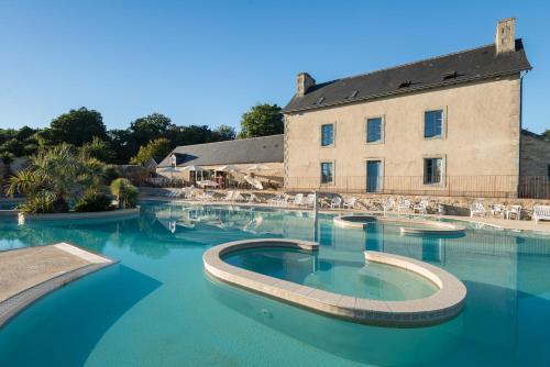 Hotel Camping De L'orangerie De Lanniron