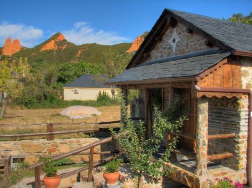 . Complejo Rural Agoga de Las Médulas