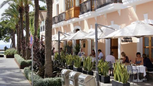 Doppel- oder Zweibettzimmer Mirador de Dalt Vila-Relais & Chateaux 5