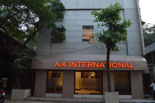 Hotel A. K. International   Fort