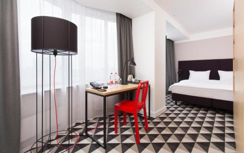 AZIMUT Hotel Smolenskaya Moscow - image 10