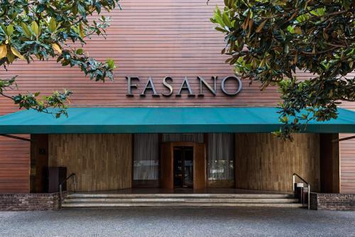 R. Vitório Fasano, 88 - Jardins, São Paulo - SP, 01414-020, Brazil.