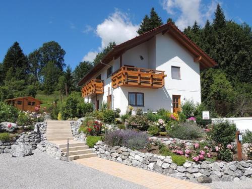 Ferienwohnung-am-Rosengarten - Apartment - Füssen