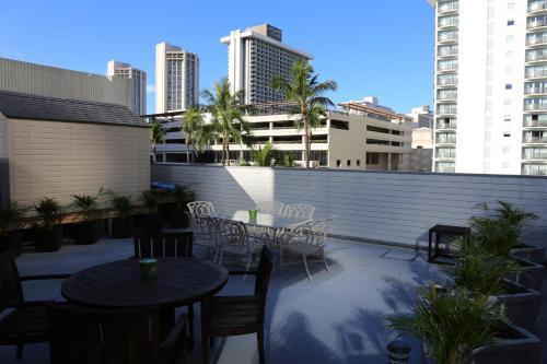 Hawaiian King Penthouse 601 - Honolulu, HI 96815