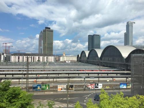 Toyoko Inn Frankfurt am Main Hauptbahnhof photo 25