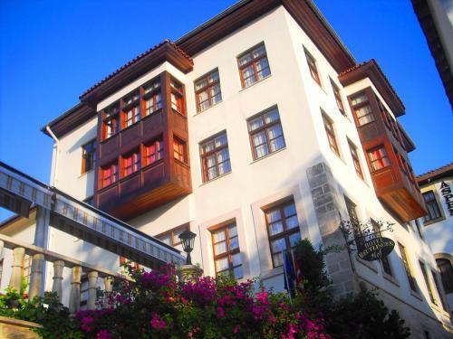 Antalya Hotel Reutlingen Hof ulaşım