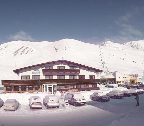 Sonne & Schnee in Kühtai Kühtai