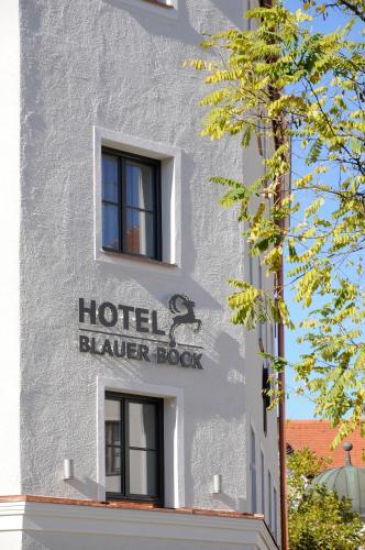 Hotel Blauer Bock photo 24