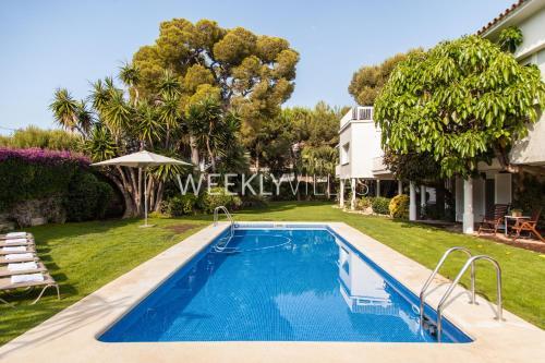 Villa Sitges Tupinetti photo 7