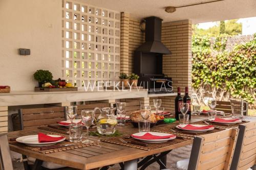 Villa Sitges Tupinetti photo 54