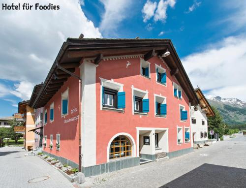 Hotel Chesa Rosatsch - Home of Food Celerina