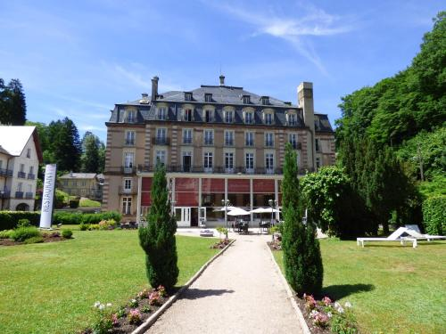Accommodation in Plombières-les-Bains
