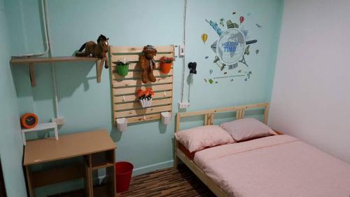 S Space Hostel Chatuchak