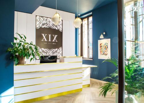 Hôtel le XIX - Hotel - Béziers