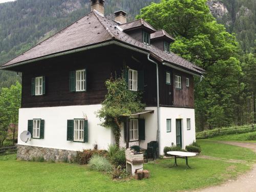 Waldhaus Ahornau Chalet Schladming