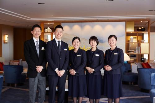 Keio Plaza Hotel Tokyo Premier Grand photo 8