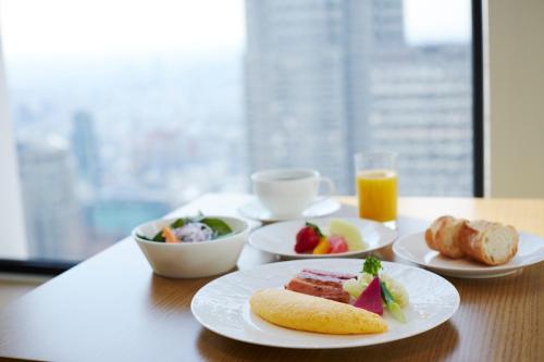 Keio Plaza Hotel Tokyo Premier Grand photo 26