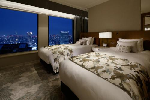 Keio Plaza Hotel Tokyo Premier Grand photo 36