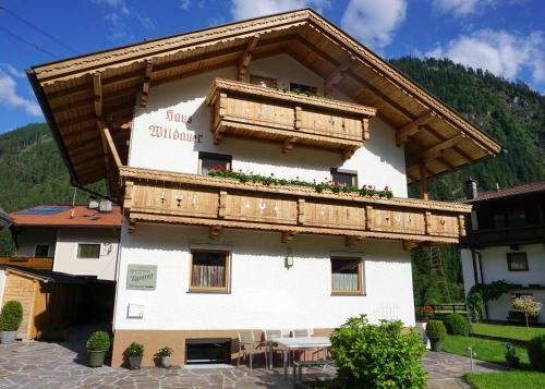 Haus Wildauer Mayrhofen