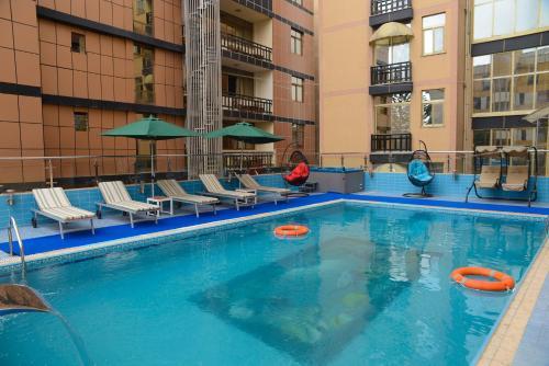 Cheap Hotels Near Addis Ababa Bole International Airport In Addis