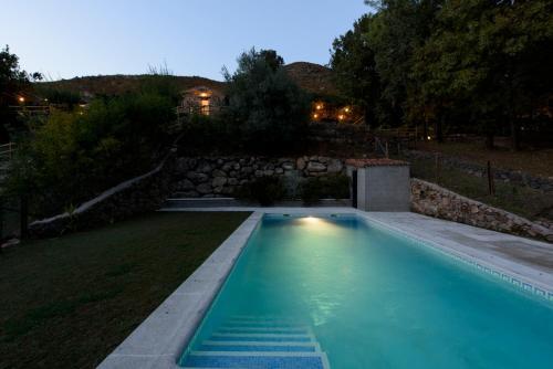 Casa de 2 dormitorios El Vergel de Chilla tiene 3 alojamientos Abejas 1 Abejas 2 y Libélula 26